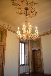 08-lampadario in vetro di Murano