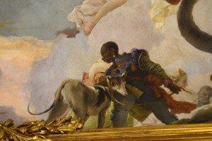 32-Allegoria dell'Africa-particolare