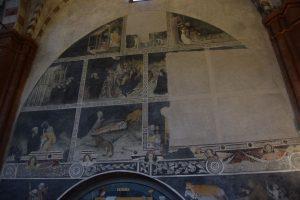 033-presbiterio: storie di S. Antonio (Jaquerio)
