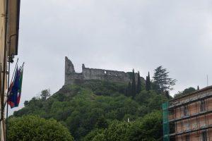 093-il castello (i ruderi) di Avigliana