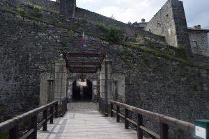 004- il ponte levatoio ingresso del forte