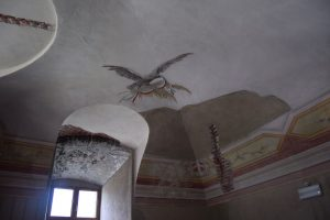 021-nella stanza del Cardinal ?acca Bartolomeo: soffitto