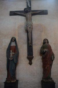 101-gruppo scultoreo della crocifissione