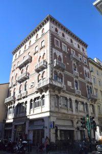 121-palazzi di Trieste
