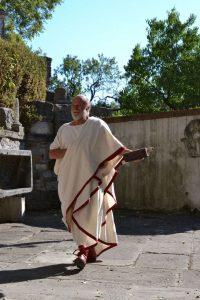 62a- un senatore romano