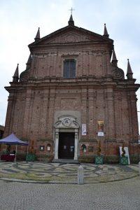 001- chiesa di Lagnasco