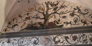 043-satiro dalla cui pancia esce l'albero dei sogni