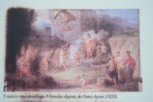 151-il sipario raffigurante il Parnaso