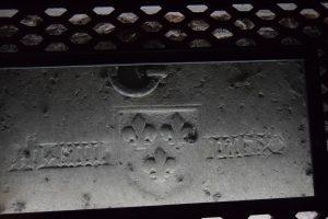 110-tomba ritrovata sotto la cripta
