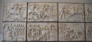 037-Museo: altorilievo romanico