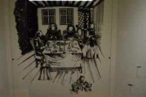 043-la famiglia a tavola nel mastio