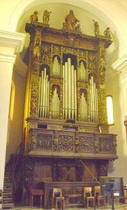 organo di Cislago